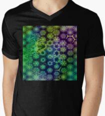 Vernal Metamorphosis 10 Men's V-Neck T-Shirt