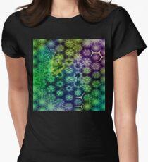 Vernal Metamorphosis 10 Women's Fitted T-Shirt