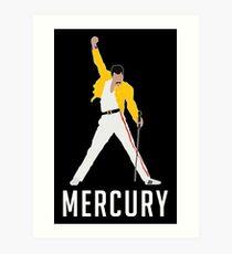 Mercury Merch Art Print