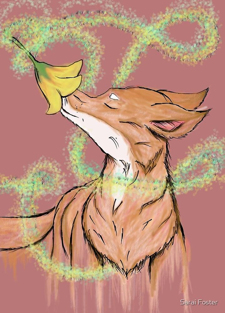 The Fox's Flower by Sarai Foster