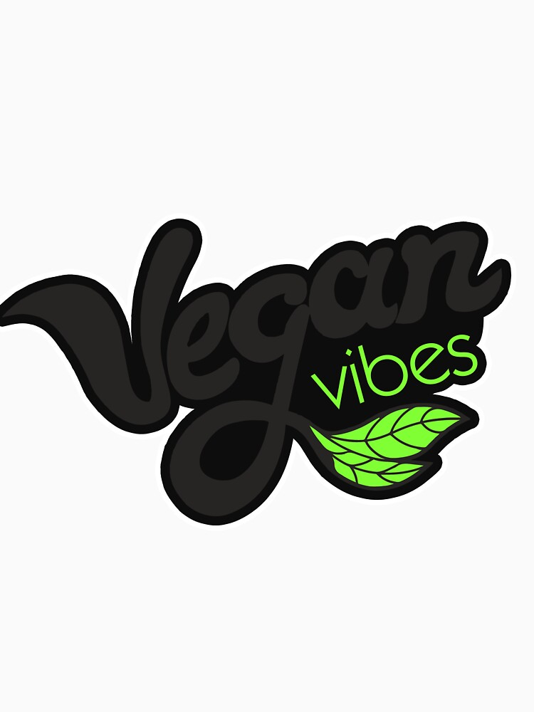 Vegan Vibes Tee Gift Idea by SoulProducts