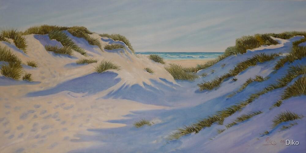 Mindarie Dunes # 18 by Diko