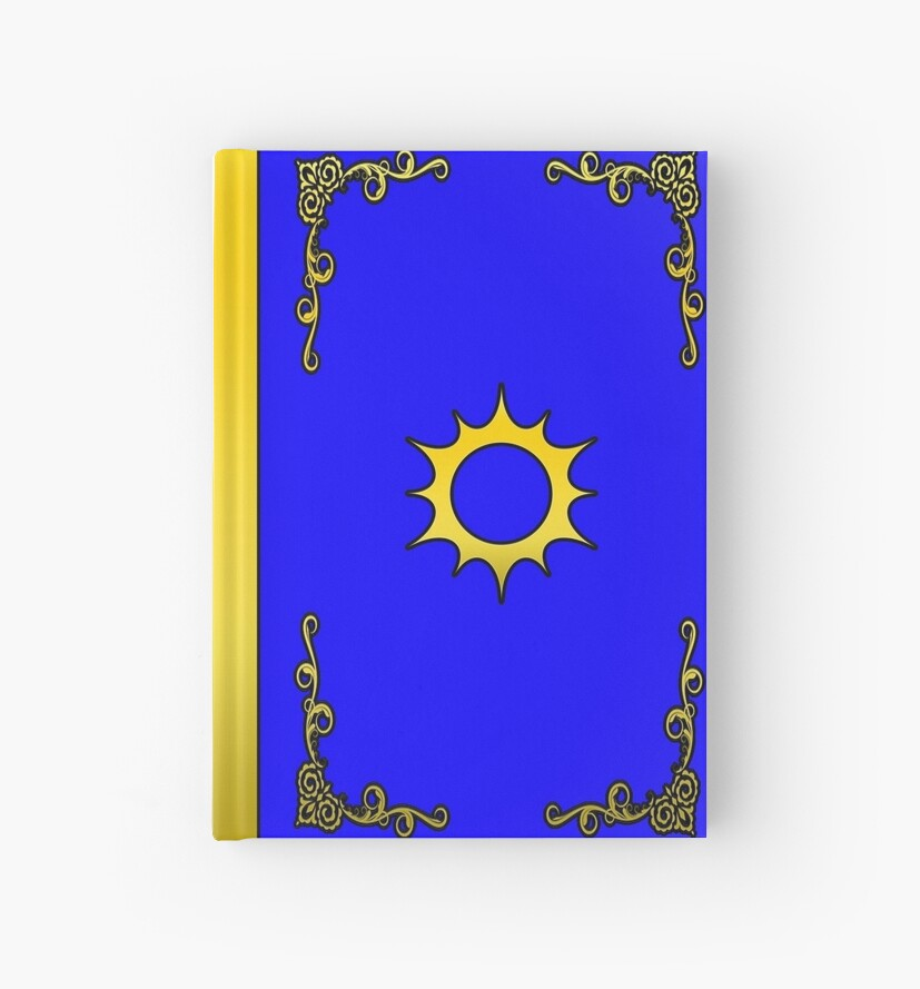 Pelor Notebook by ChaoticCreation