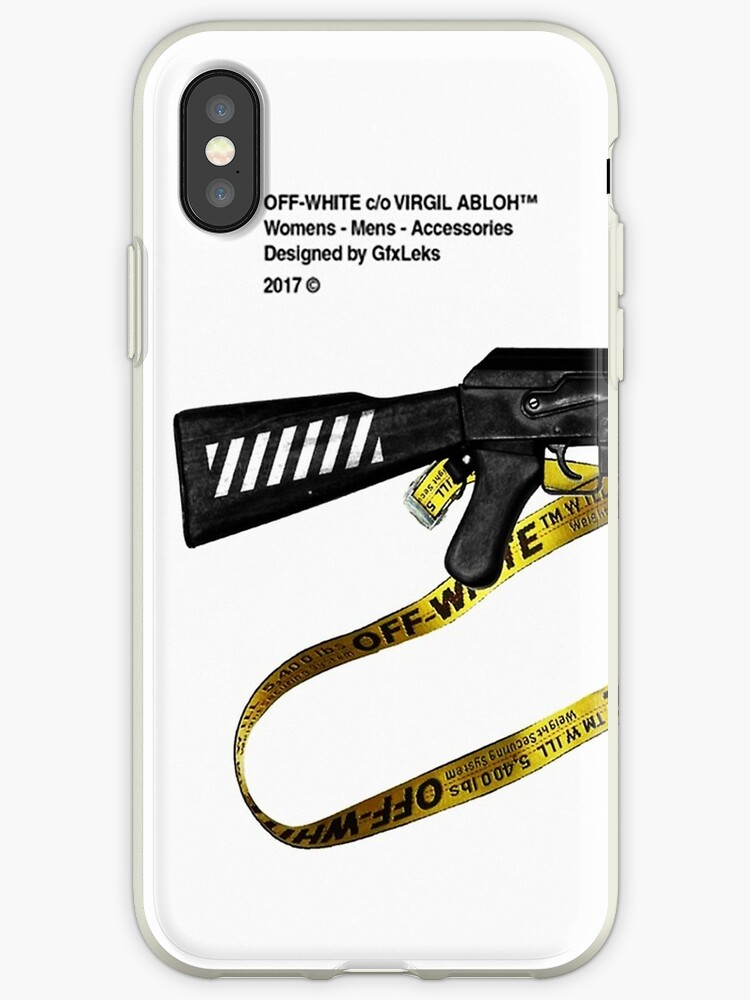 Off White Weapon by ManuelDaniels
