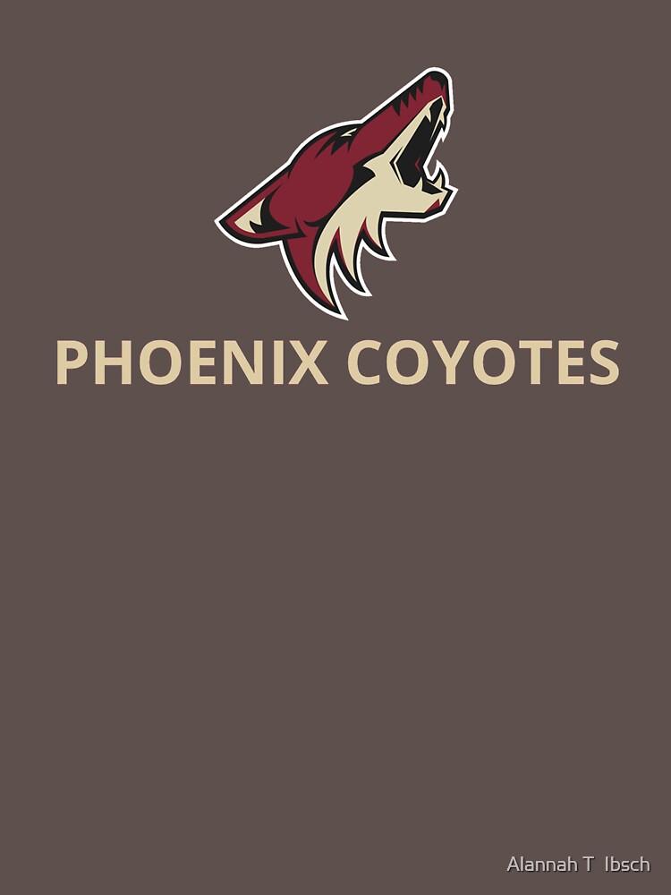 Arizona Coyotes T Shirt by berdebar