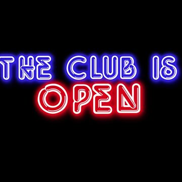 The Club Is Open by VelcroFathoms
