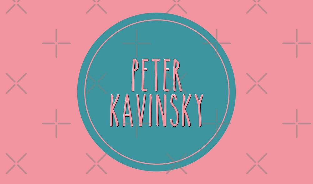 peter kavinsky - circle - to all the boys i've loved before by gilmorealtomare