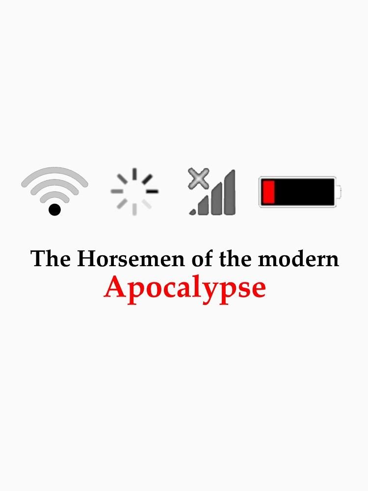 Horsemen of Apocalypse by DeMaggus