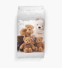 Teddy Bears Duvet Cover