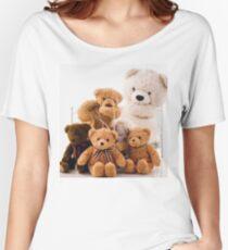 Teddy Bears Women's Relaxed Fit T-Shirt