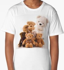 Teddy Bears Long T-Shirt