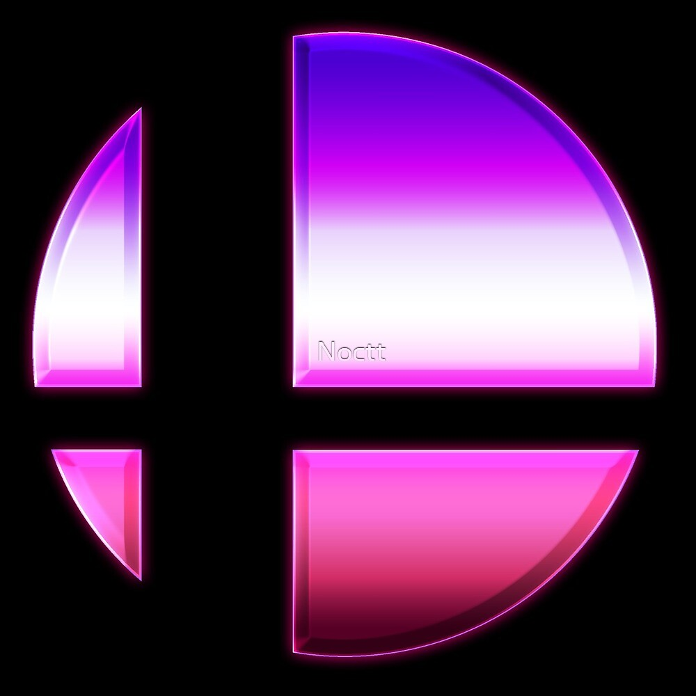 Neon Smash Ball by Noctt