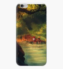 Last Day Of Summer iPhone Case