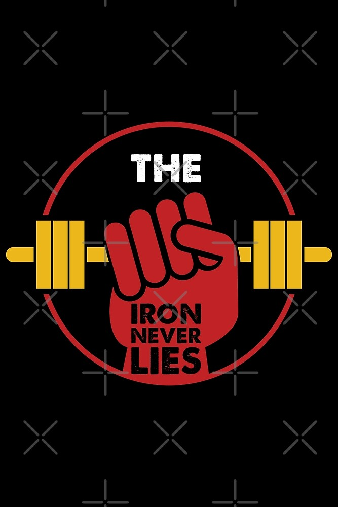 the iron never lies by TM Selvam
