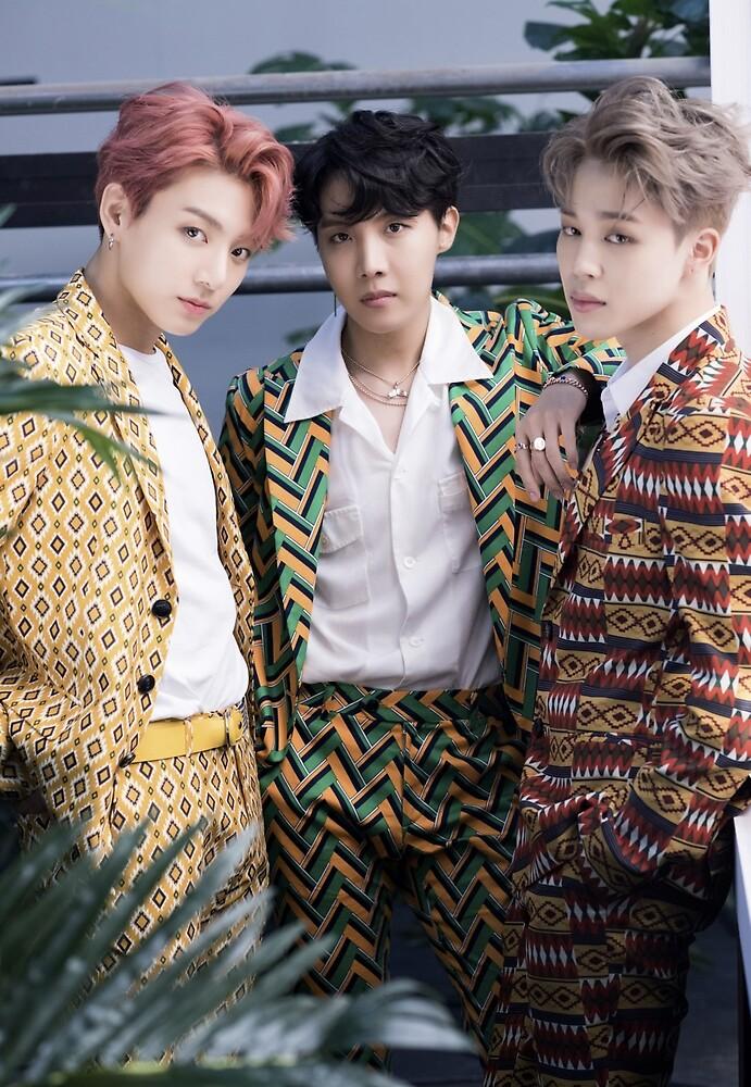 BTS Idol by pookipsy