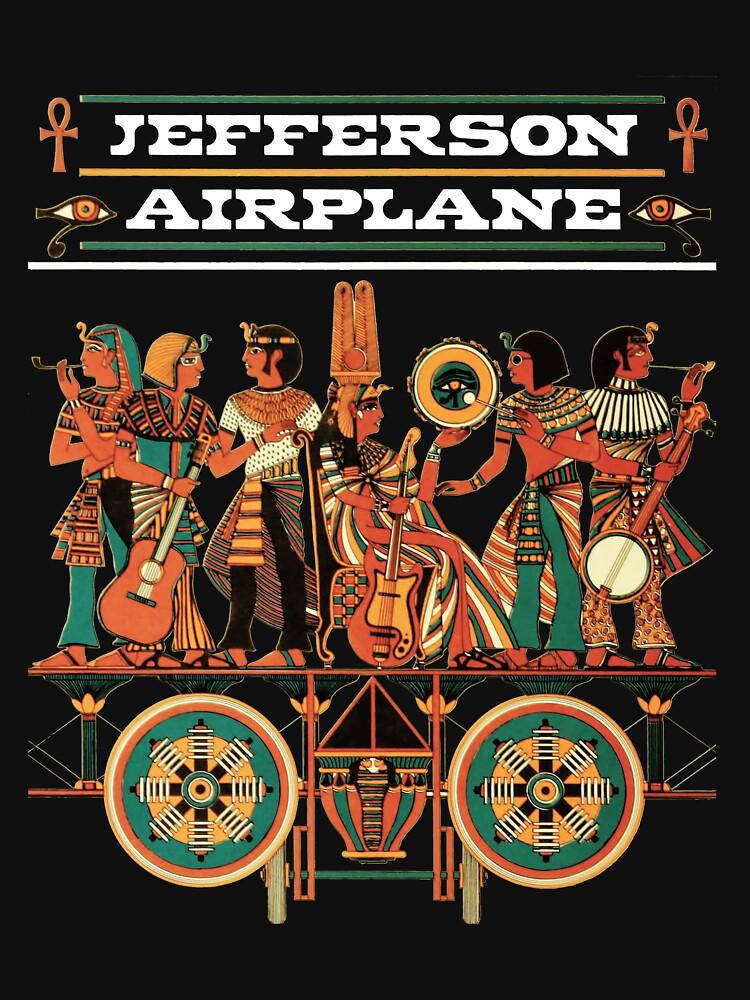 Airplane starship by GrantKenney