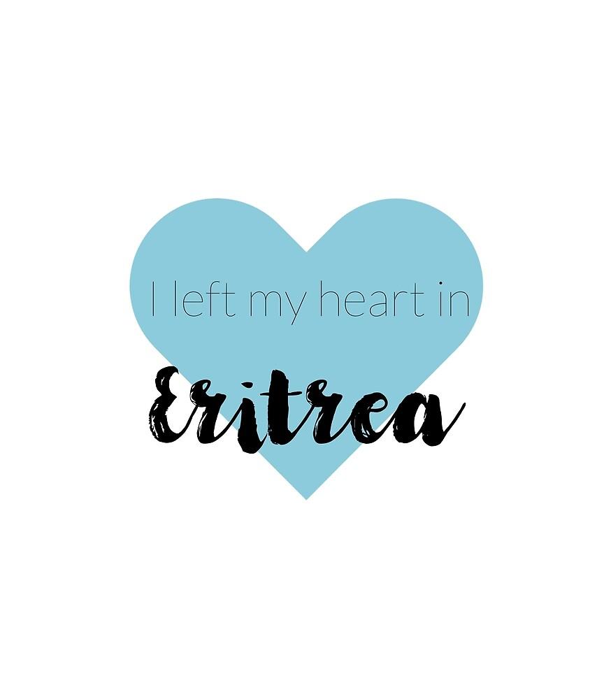 Heart in Eritrea by HMNIE