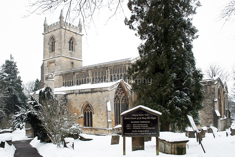 Christmas at St Mary's by David R Murphy