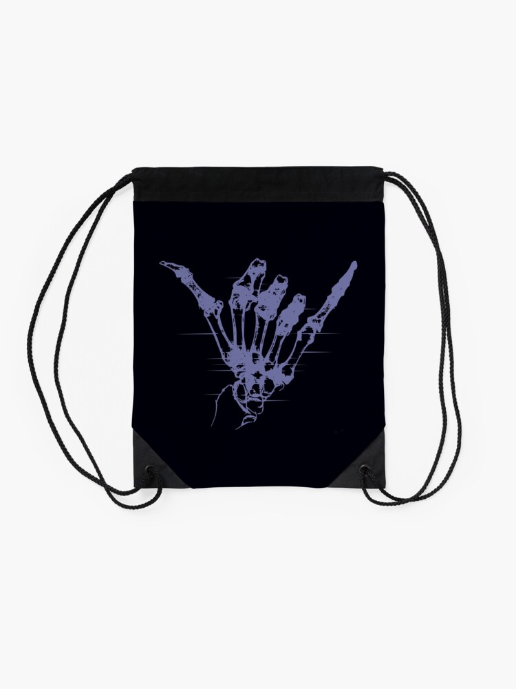 Alternate view of Yeah Drawstring Bag