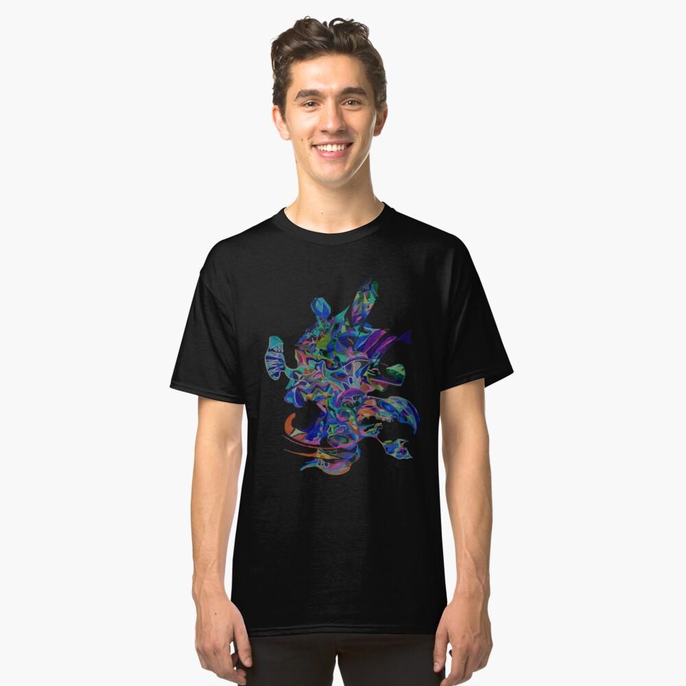 Dark Fragments No.10b(inv) Classic T-Shirt Front