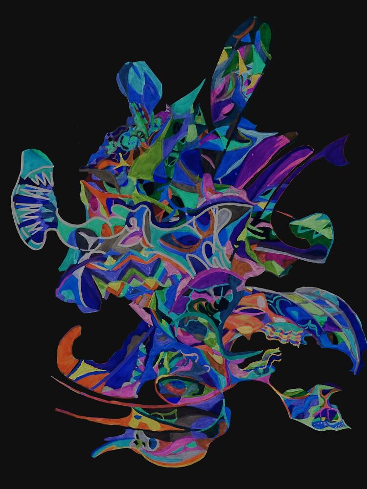 Dark Fragments No.10b(inv) by rainbowrat23