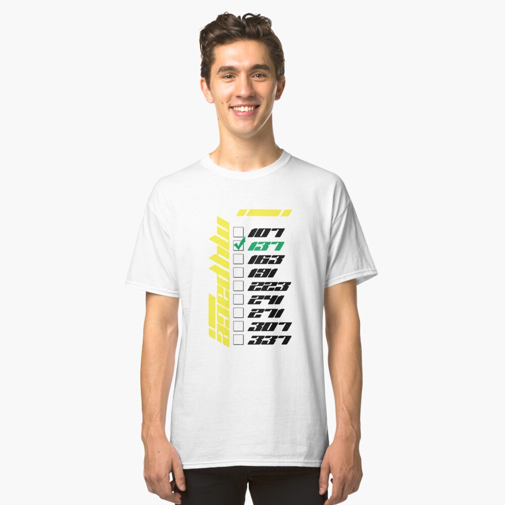 Stray Kids My Pace 137 I.N Classic T-Shirt Front
