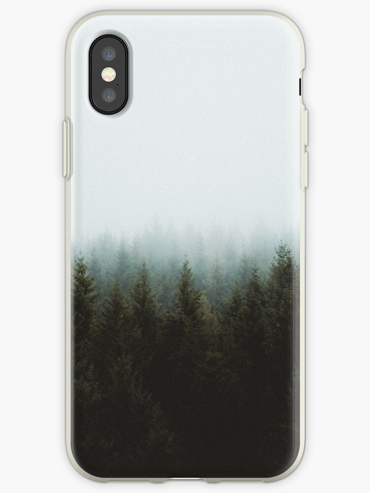 Misty forest design by OKDave