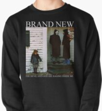 Brand New The Devil and God Are Raging Inside Me Pullover