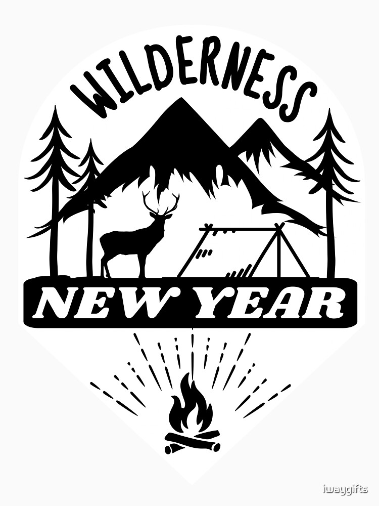 Wilderness New Year by iwaygifts