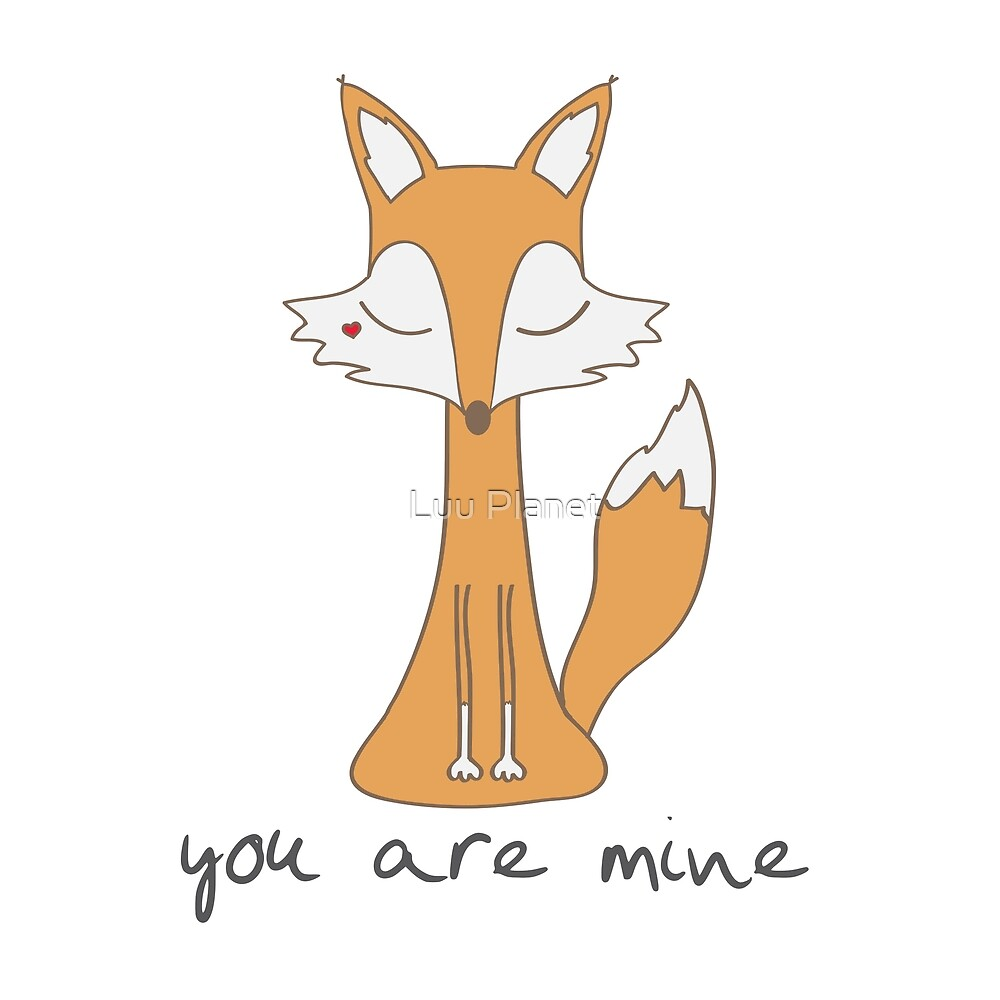 You are mine by Luu Planet