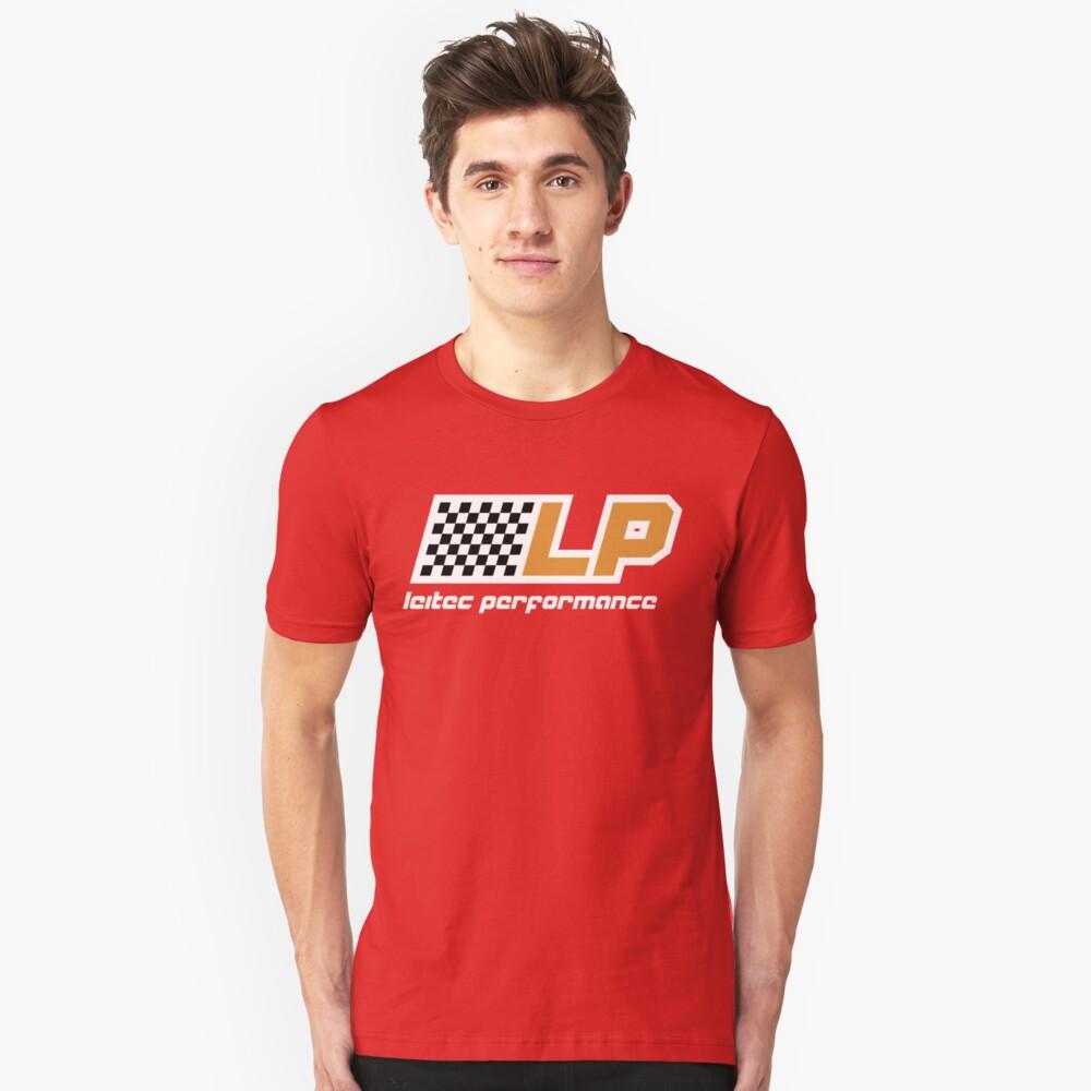Leitec Performance Unisex T-Shirt Front