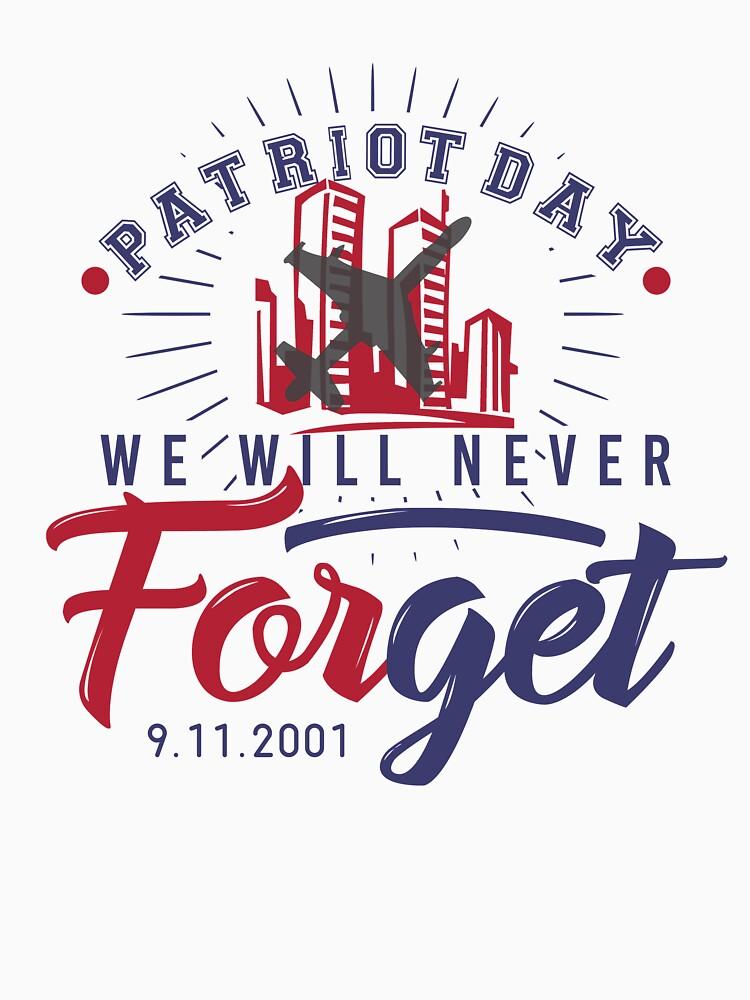 Never Forget 11 September by BonfirePictures