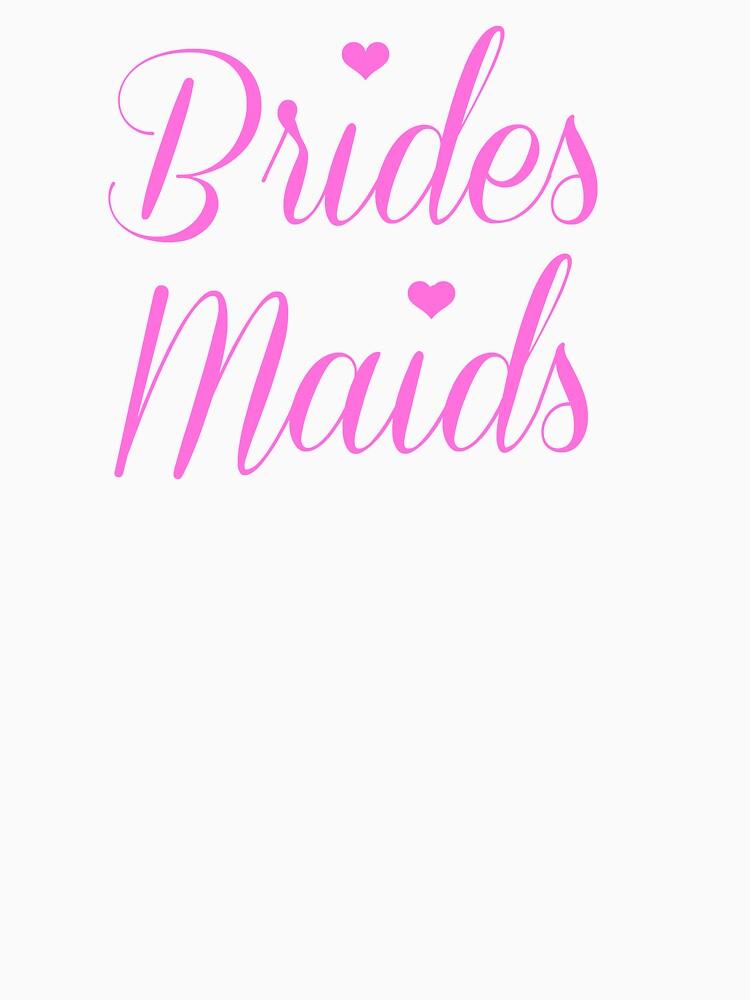 Brides Maids by lavandastore