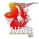 DJ Strife - Merch Test 3 by Lance Jackson