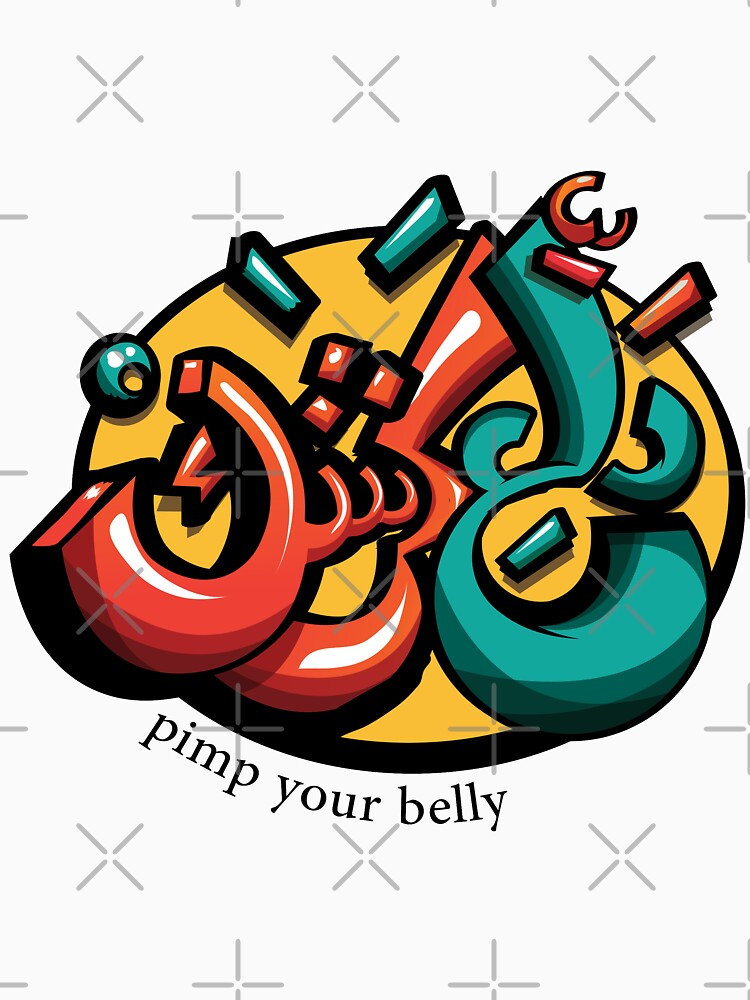 Pimp your belly :) by fadibones