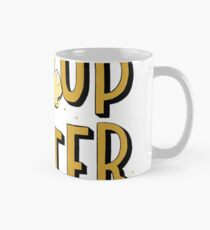 Chin Up Butter Cup Classic Mug