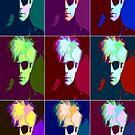 Andy Warhol Pop Art by Icarusismart