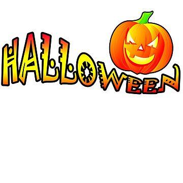 Halloween Mighty Pumpkin by FabloFreshcoBar