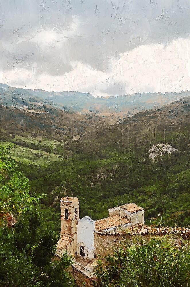 Italy, panoramas from Abruzzo by Andrea Mazzocchetti