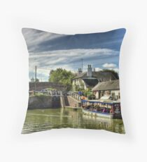 Bridge 61 Foxton Throw Pillow
