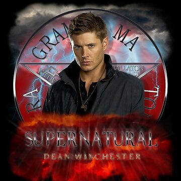 Supernatural Dean Winchester 3 by ratherkool
