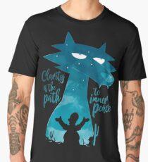 Space Coyote Men's Premium T-Shirt