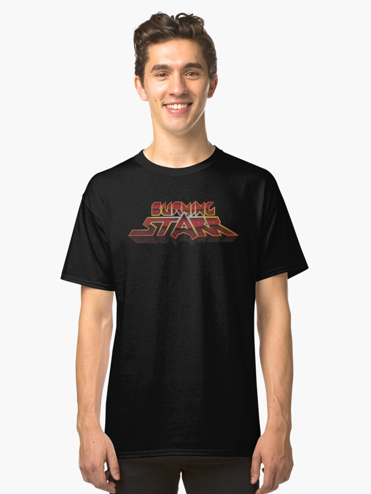 Jack Starr's Burning Starr Classic T-Shirt Front