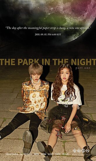 GWSN (공원소녀) The Park in the Night by dreamingxoxo