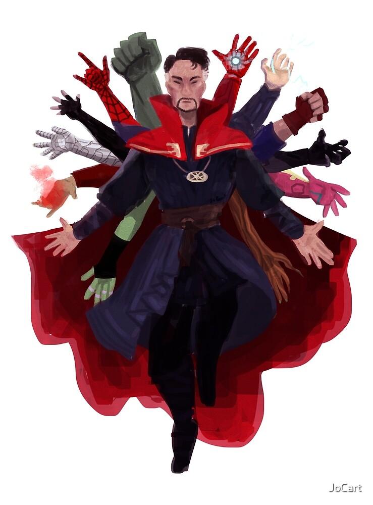 Dr. Strange by JoCart