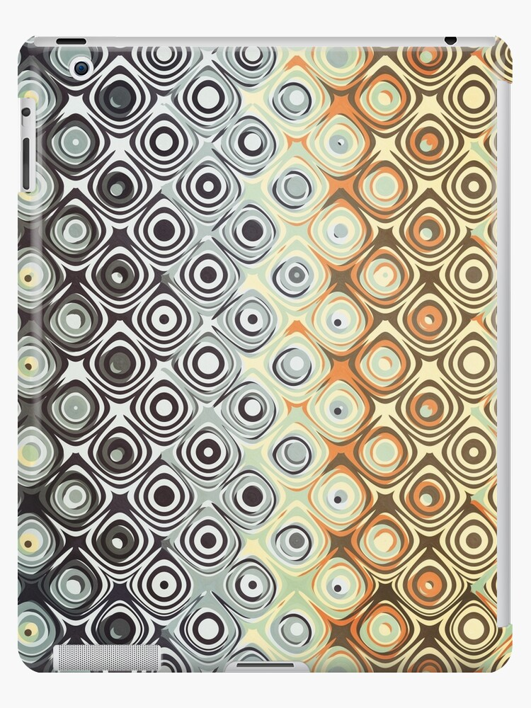 Pattern of Abstract Circles by Phil Perkins