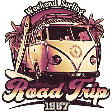 Weekend Surfing Road Trip by RycoTokyo81