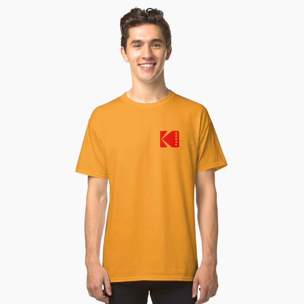 2000s Kodak logo Classic T-Shirt Front