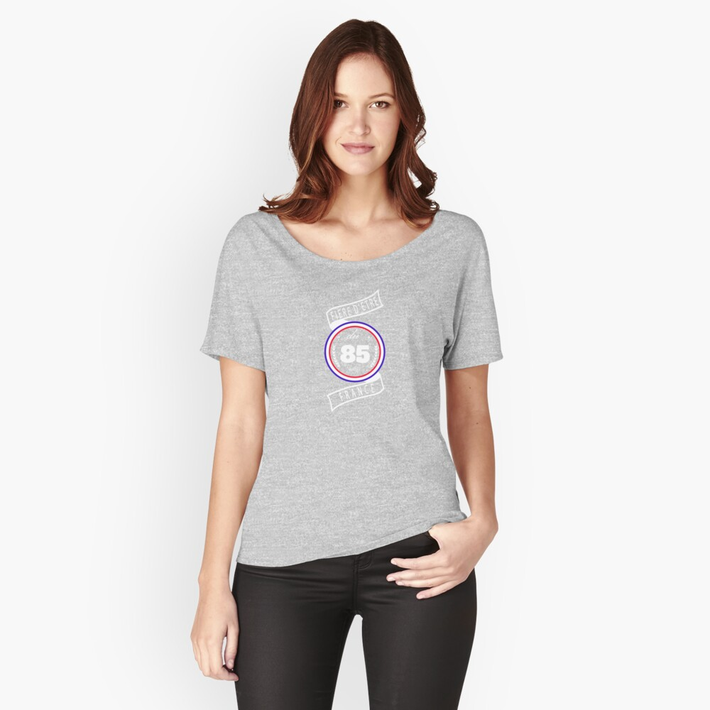 Proud to be 85 Women's Relaxed Fit T-Shirt Front