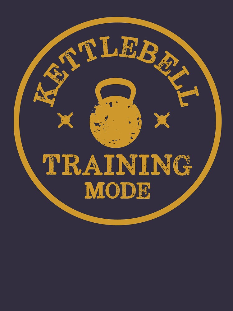 Kettlebell Training Mode Retro Workout  by happinessinatee